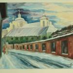 Aurelija Šlepikaiyė ' Vilniaus gatvė' 2013