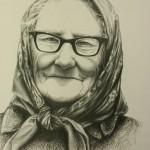 Vaiva Verikaitė ' Prosnelės portretas' 2013