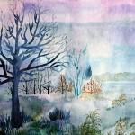 Almina Kulešovaitė ,,Nuotaikų medžiai''