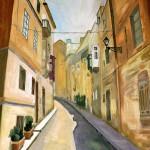Tomas Tamulėnas ,,Birgu gatvė'' (Malta)