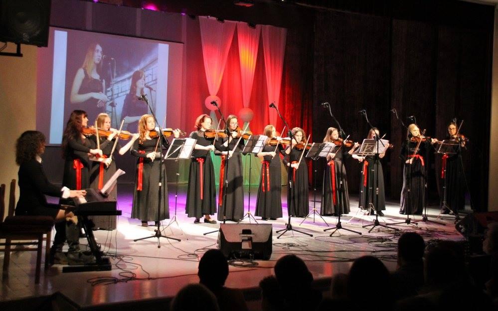 Smuikininkų ansamblis