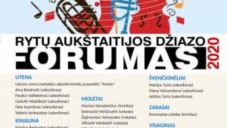 Aukštaitijos džiazo forumas
